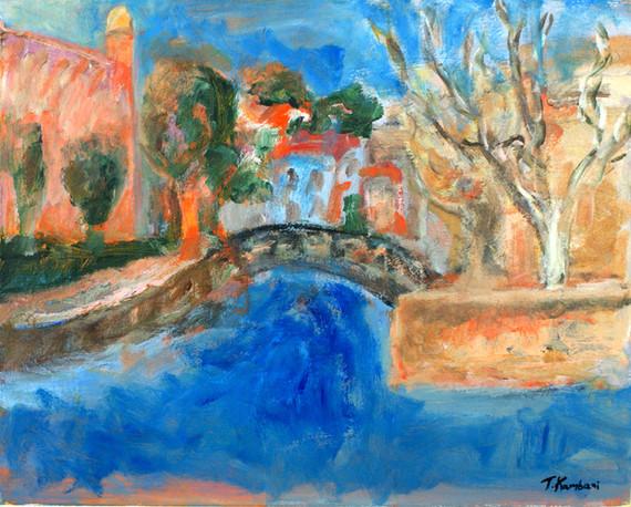 Collioure, le pont