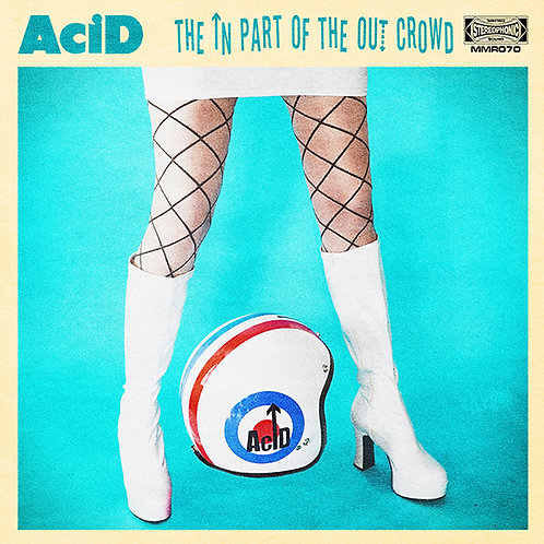"""The In Part Of The Out Crowd VINYL 12"""" w/ Digital Download Card"""