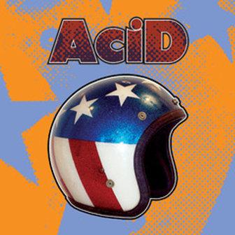 ACID DEBUT LP on CD
