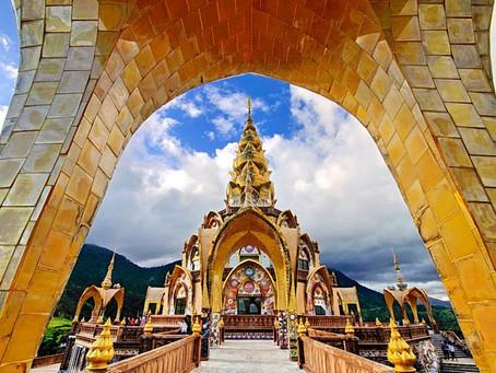 ที่เที่ยวในฝันครั้งหนึ่งในชีวิตต้องไปให้ได้  (เมืองไทย)