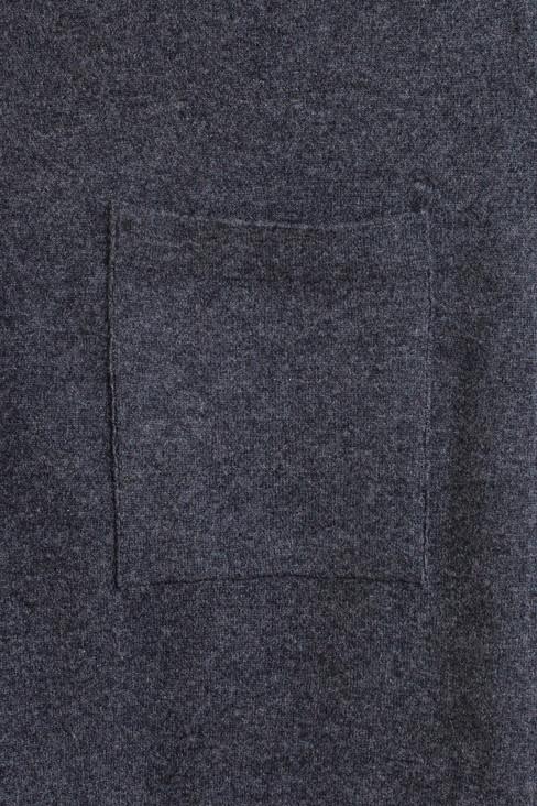 Деталь халата, крупный план