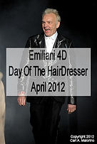 Emiliani 4D Day Of The HairDresser, April 2012