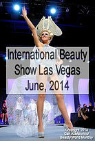 International Beauty Show Las Vegas, 2014