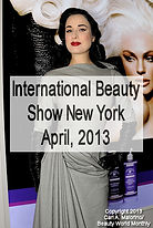 International Beauty Show New York, 2013