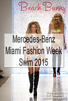 Mercedes-Benz Miami Fashion Week Swim 2015