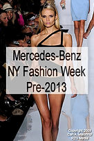 Mercedes-Benz NY Fashion Week, Pre-2013