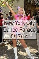 New York City Dance Parade - 5/17/14