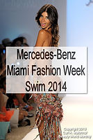 Mercedes-Benz Miami Fashion Week Swim 2014