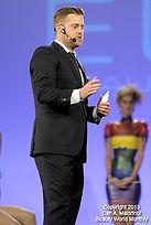 Salon Centric Euro Expo 2013 - Paul Mitchell