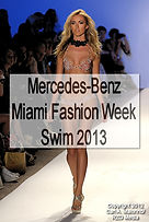 Mercedes-Benz Miami Fashion Week Swim 2013