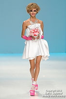 Betsey Johnson, Spring 2015