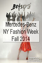 Mercedes-Benz NY Fashion Week, F/W 2014