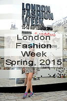 London Fashion Week, Spring 2015