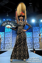 International Beauty Show Las Vegas 2015 - Ted Gibson