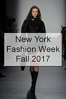New YorkFashion Week, F/W 2017