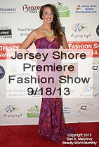 Jersey Shore Premiere Fashion Show - 9/18/13