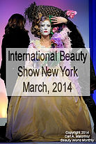 International Beauty Show New York, 2014