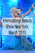 International Beauty Show New York, 2015