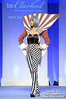 International Beauty Show Las Vegas 2014 - Clark Russel Salon