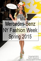 Mercedes-Benz NY Fashion Week, S/S 2015