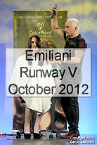 Emiliani Runway V, October 2012