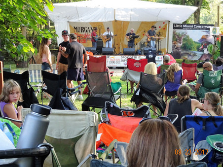 Music Rambles on the River for LMC Conservation