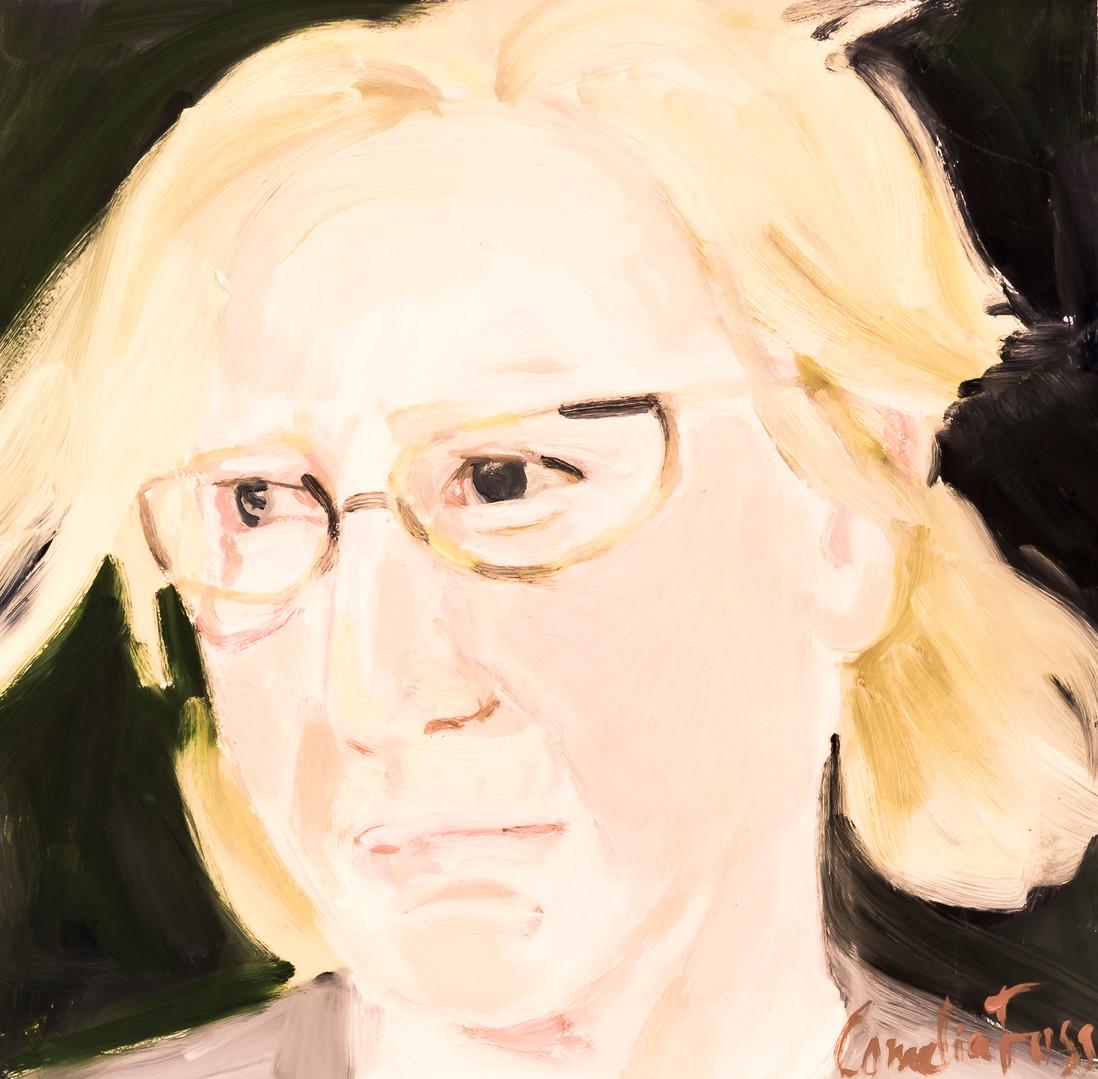Self Portrait. 2018
