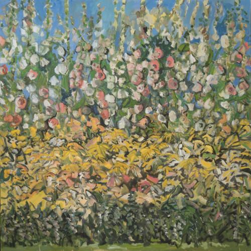 Garden Flowers #6. 2016,