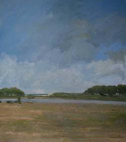 Wainscott Pond, Late Summer_redo-7441