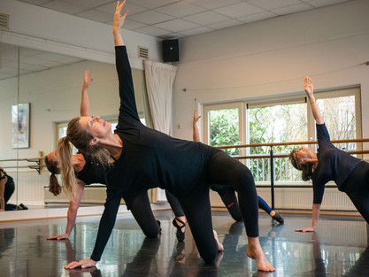 Nieuw: Moderne dans voor volwassenen