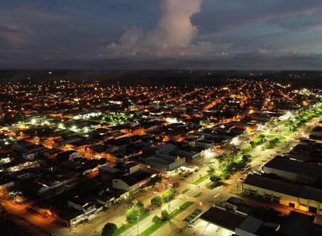 EM JACUNDÁ CAPITÃO ROGÉRIO E ITONIR SAEM EMPATADOS NA CORRIDA ELEITORAL 2020 PARA PREFEITO.