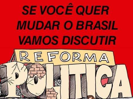ESSE CONGRESSO FARÁ A REFORMA POLÍTICA?