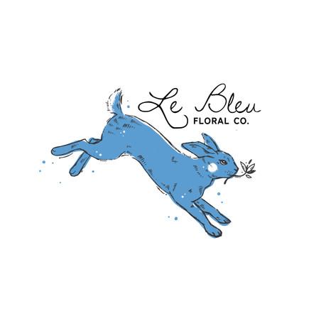 Le Bleu Brand Identity