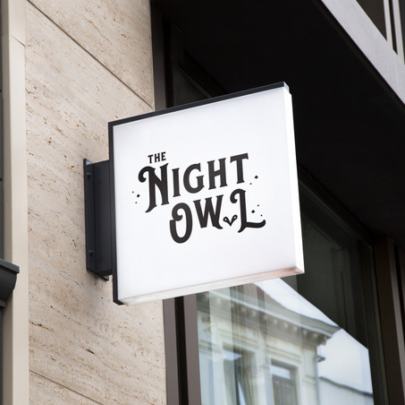 Night Owl Brand Identity
