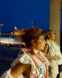 #fashionatiuav2017 #fashionatiuav #iuavgraduationshow #linnocenzadelmuro #iuav #venice #Venezia #sfi