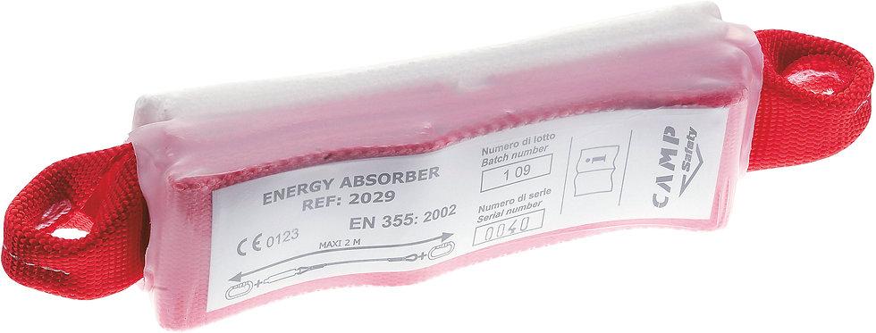 CAMP SAFETY - ABSORBEUR SHOCK ABSORBER 25/40cm - CA 2029.00/1029.01