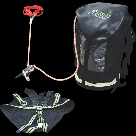 KRATOS SAFETY - KIT D'AUTO-ÉVACUATION - FA 70 025 XX