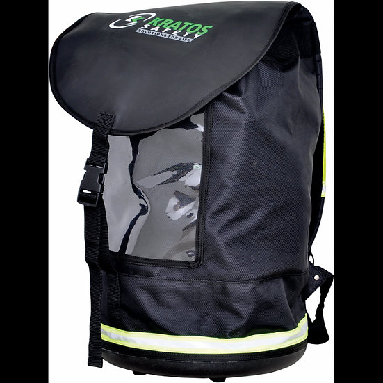KRATOS SAFETY - SAC À DOS CYLINDRIQUE EN PVC 58L - FA 90 106 00