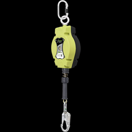 KRATOS SAFETY - HELIXON CÂBLE INOX  ANTICHUTE 10 M VERTICALE - FA 20 402 10S