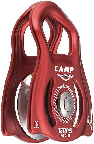 CAMP SAFETY - POULIE TETHYS - CA 2154