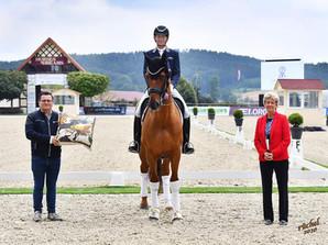 Platz 3 auf internationalem Turnier in Hagen