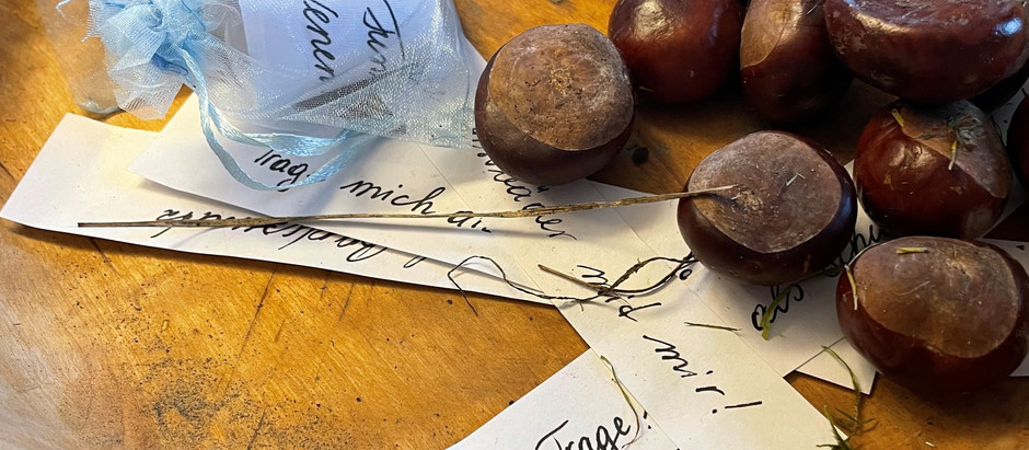 Herbs't = Kräuterherbst und Bastelfreuden