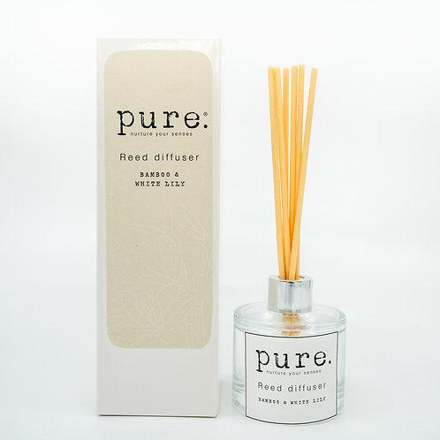 Petite Bamboo & White Lily