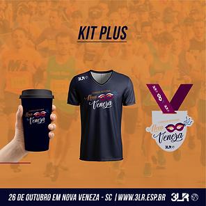 KITS - Nova Veneza Night Run [KIT PLUS].