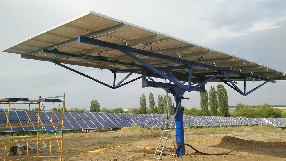 Solar Tracker Ukraine, Voltage Group R&D