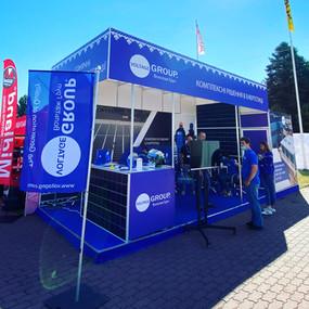 Voltage Group – учасник найбільшої агропромислової виставки в Східній Європі
