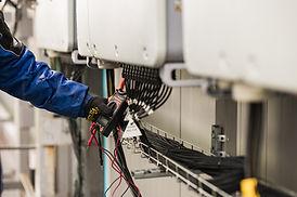 Elektryka - Budowa obiektow energetyczny