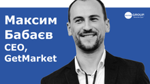 Maxym Babaiev, CEO GetMarket, became guest of the new issue of EnergoRada podcast