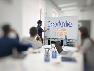 Solar Business Opportunities in Ukraine