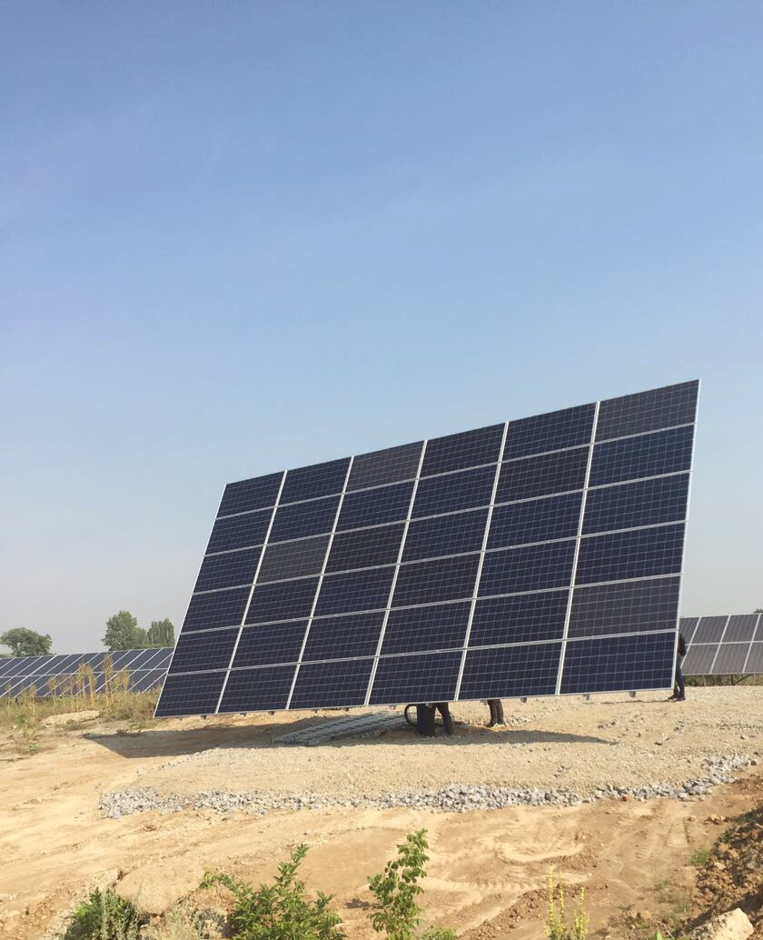 Increase ROI making the solar energy development project much more efficient from the investment perspective